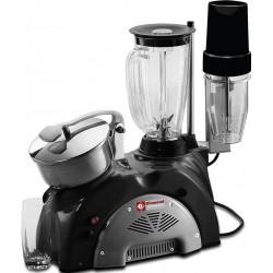 Combiné presse agrumes mixer 1,5 litres et milk-shake
