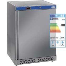 Réfrigérateur ventilé 150 litres