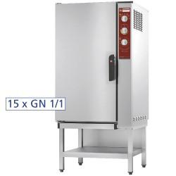 Four de remise en température 15 niveaux GN 1/1