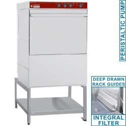 Lave vaisselle panier 50x50 cm sur socle