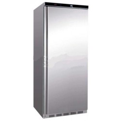 Congélateur vertical 600 litres inox
