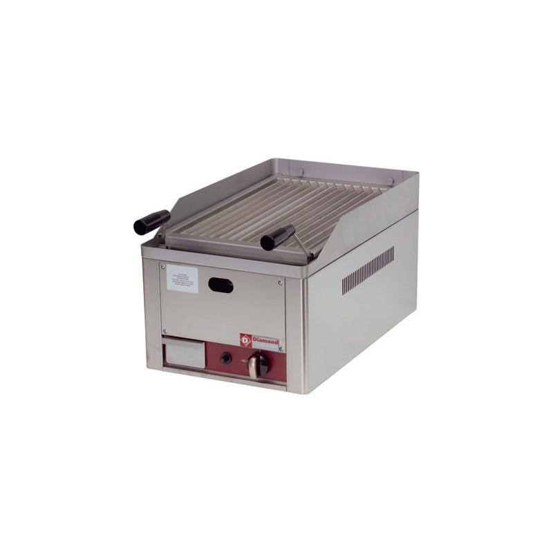 grill de lave professionnel 224 gaz lpg33 t n