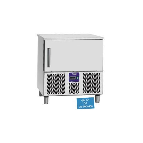 Cellule de refroidissement rapide 5 niveaux for Chambre de refroidissement rapide