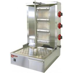 Machine à kebab gaz 35 Kg