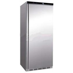Armoire réfrigérée positive inox 600 litres