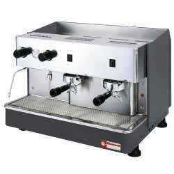 Machine à café expresso 2 groupes