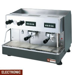 Machine à café automatique 2 groupes