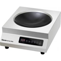 Wok à induction 3,5 kW